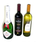 Quality red, white or sparkling wine - click to enlarge