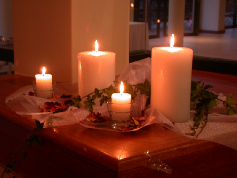 Candle Hire, Candles Cape Town South Africa - Special Occasions ...