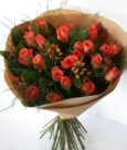 Send a bunch of beautiful roses in the colour of your choice - Click to enlarge