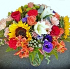 Send, deliver flowers to South Africa. Flower delivery via Interflora
